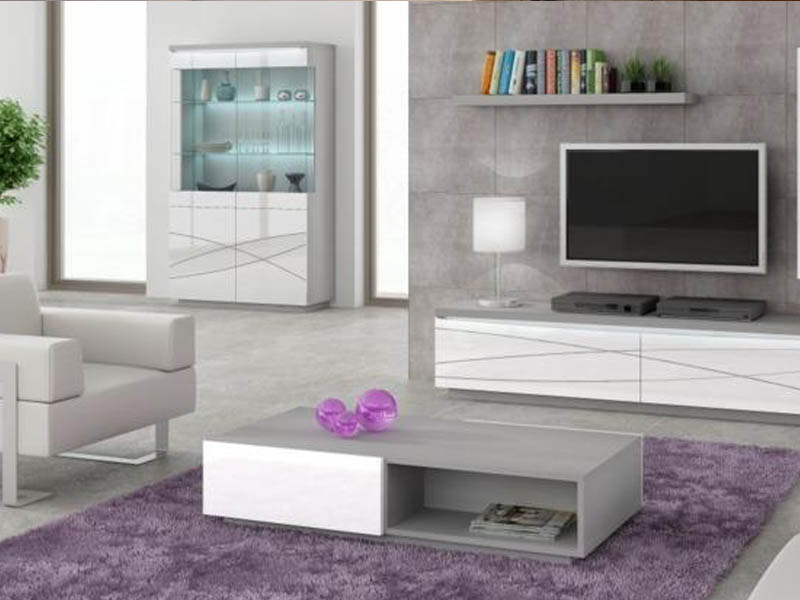 meuble tv table basse. Black Bedroom Furniture Sets. Home Design Ideas